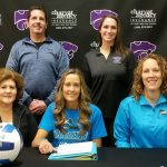 Volleyball: Krawczak signs with KVCC