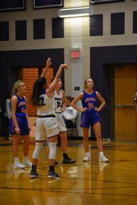 Varsity Girls Basketball: 12/14/18