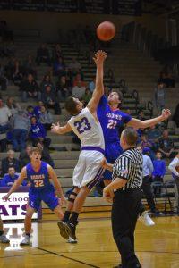 Varsity Boys Basketball: 12/14/18
