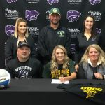 Volleyball: Draime signs with Glen Oaks CC