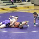Wrestling: Cats fall to Sturgis 45-27