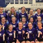 Competitive Cheer: Cats 3rd at Gull Lake Invite