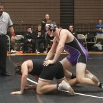 Wrestling: Cats fall to Eddies & Chieftains