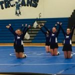Competitive Cheer: Cats 8th at Conference Jamboree