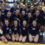 Competitive Cheer: Cats 3rd at Bronson Invitational
