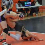 Wrestling: Cats 8th at Conference Finals