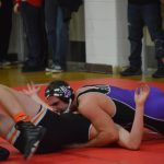 Wrestling Individual District: Cats advance three to Regionals