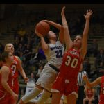 Girls Basketball: Cats fall to Coldwater