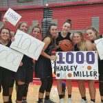 Girls Basketball: Miller reaches 1,000 point milestone in Cats win at Vicksburg