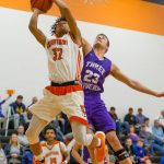 Boys Basketball District: Three Rivers 69 Dowagiac 66, Cats advance to Wednesday night