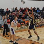 Boys Basketball District: Three Rivers 84 Niles 64, Cats advance to finals on Friday