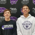 Boys Basketball: Ellifritz & Heivilin named All-Conference
