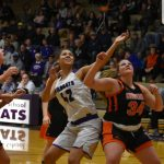 Girls Basketball District: Three Rivers 60 Dowagiac 33; Cats advance to Wednesday