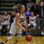 Girls Basketball District: Three Rivers 61 Paw Paw 38; Cats advance to Finals