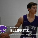 Boys Basketball: Ellifritz named AP Honorable Mention All-State