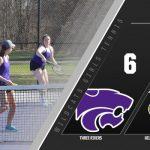 Girls Tennis: Cats defeat Hillsdale