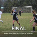 Girls Soccer: Three Rivers 4 Niles 0