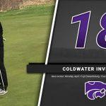 Boys Golf: Coldwater Invitational