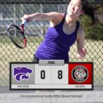 Girls Tennis: Vicksburg 8 Three Rivers 0