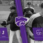 Baseball: Cats split doubleheader at Comstock