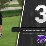 Boys Golf: Cats 3rd at County Meet