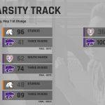 Track & Field: Girls sweep, Boys split