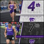 Track & Field: Boys 7th, Girls 4th at Conference Championship Meet