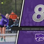 Girls Tennis: Cats 8th at Conference Tournament