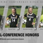 Girls Soccer: Four Cats earn all-conference honors
