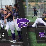 Softball: Cats win tournament opener, game two washed out