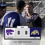 Baseball: Cats fall in Districts
