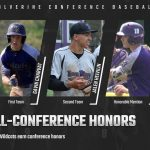 Baseball: Charvat, Heivilin, Ellifritz named All-Conference