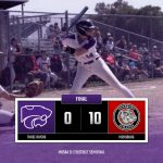 Softball Districts: Cats fall, finish season 28-11