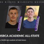 Baseball: Kimble, Heivilin named Academic All-State