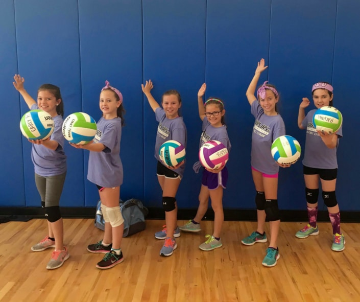 Volleyball: Youth/MS Summer Camp set for July 17-19