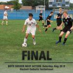 Boys Soccer: Cats fall to Beavers 4-2 in season opener