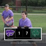 Boys Tennis: Cats fall in season opener