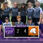Girls Golf: Cats fall in Match Play 4-2
