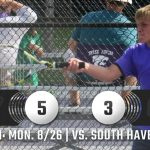 Boys Tennis: Cats win 5-3 at Pennfield