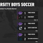 Boys Soccer: Cats 1-2 at Westside Shootout, home opener Monday