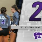 Volleyball: Cats 2nd at County Tournament