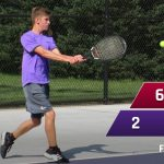 Boys Tennis: Cats fall to Coldwater 6-2