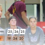 Volleyball: Cats earn conference road win