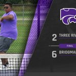 Boys Tennis: Cats fall to Bees