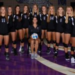 Volleyball: Cats 1-1-2 at Cereal City Invite
