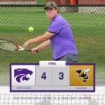 Boys Tennis: Cats down Hillsdale