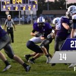 Football: Otsego 21 Three Rivers 14