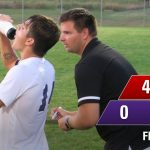 Boys Soccer: Cats fall to Redskins