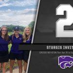 Girls Golf: Cats 2nd at Sturgis Invitational