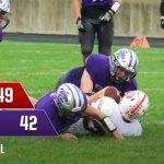 Football: Vicksburg 49 Three Rivers 42